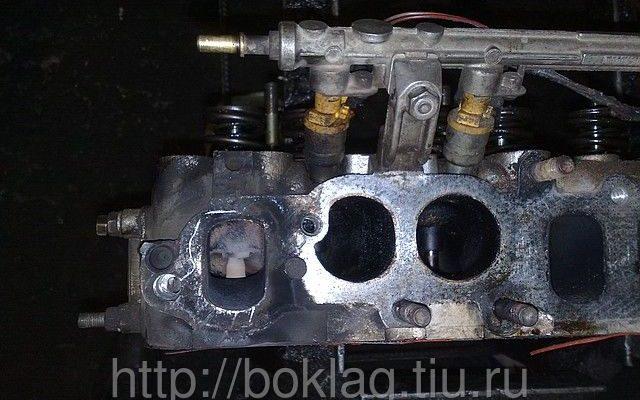 Ремонт двигателя умз 4216 и модификаций